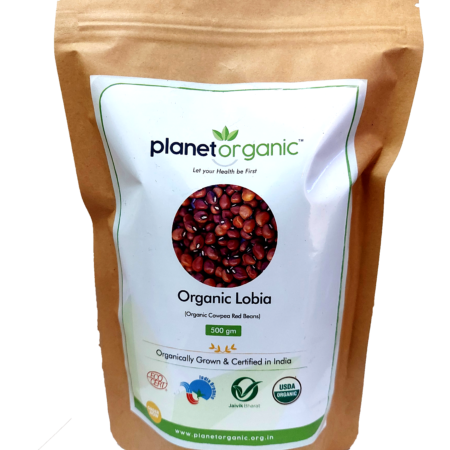Organic Cowpea Red